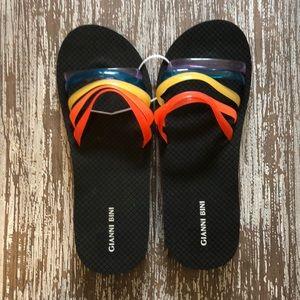 🌈🌈🌈 Gianni Bini sandals